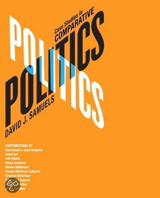 case studies in comparative politics samuels