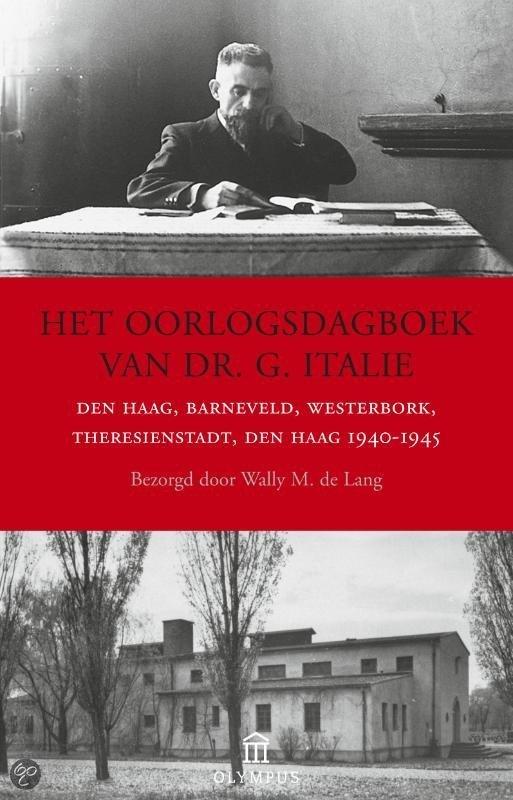 Oorlogsdagboek van Dr. G. Italie