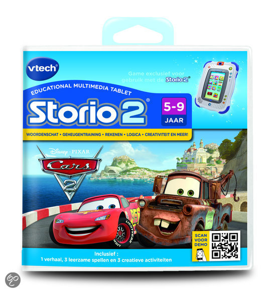 VTech Storio 2 Cars 2