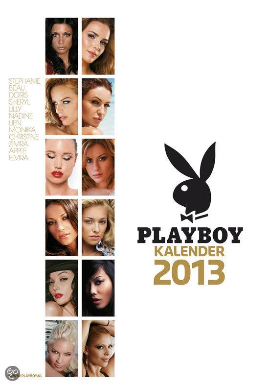 Playboy kalender 2013