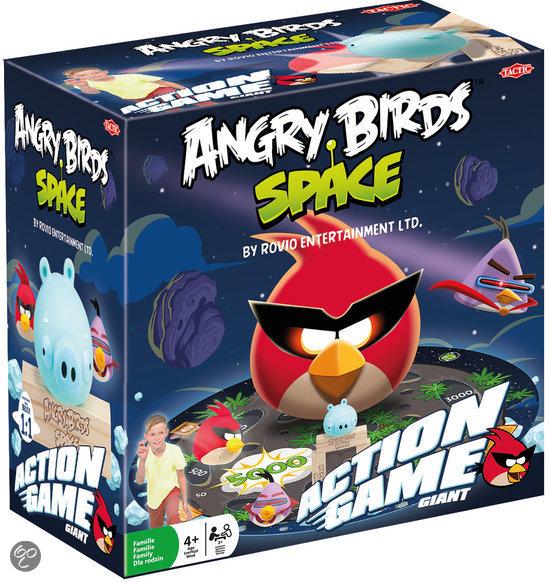 Angry Birds Actiespel
