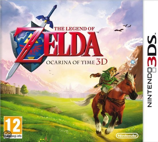 Zelda: Ocarina of Time