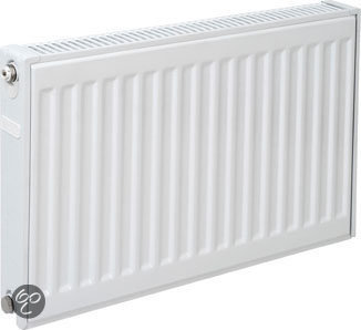 Vasco Bathline BB designradiator horizontaal 600x1186mm 674 watt wit in \'s-Heer Hendrikskinderen