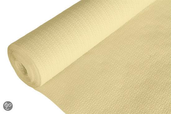 Cosy&Trendy Papieren Tafelkleed op Rol - Creme in Peissant