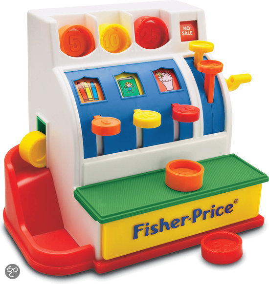 Fisher-Price Kassa
