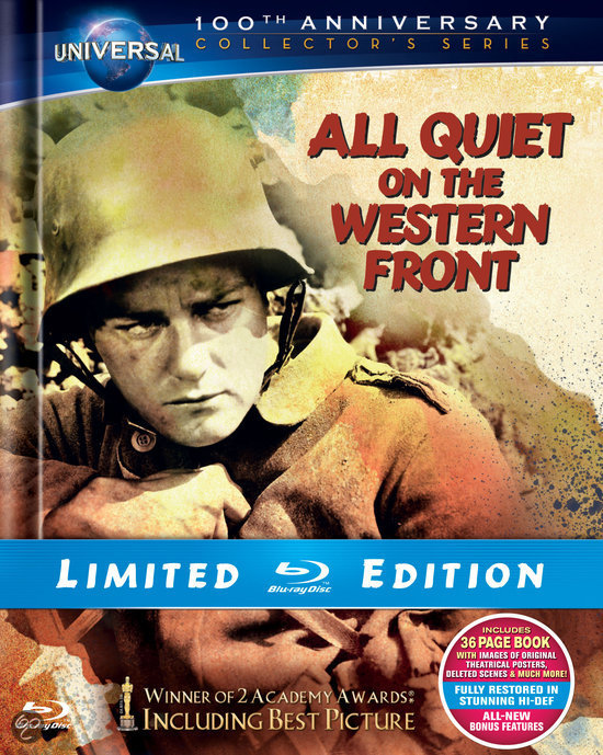 an analytical review of the film all quiet on the western front All quiet on the western front is the definitive world war i motion picture, the  best of a surprisingly small class of movies despite being.