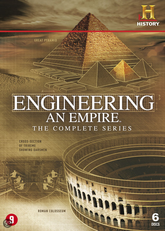 engineering an empire A number of rome's engineering developments, roads, aqueducts, amphitheatres and temples are featured in each episode these programs would provide an interesting and engaging survey of roman history during the empire.