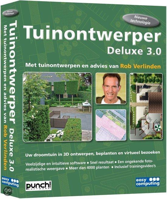 Easy Computing Tuinontwerper Deluxe 3.0 - Nederlands