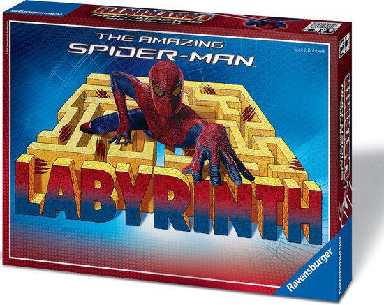 Ravensburger The Amazing Spider-Man Labyrint - Bordspel