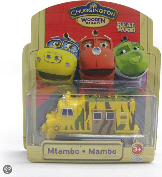 Chuggington Hout - Mtambo