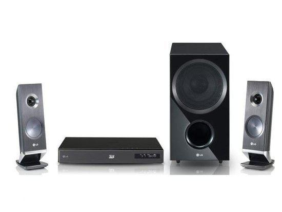 LG HX721 - 2.1 Blu-Ray Home cinema set