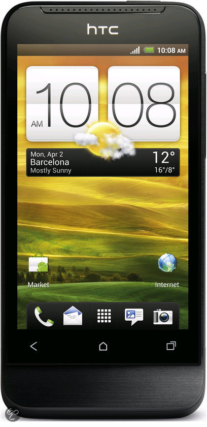 HTC One V - Zwart