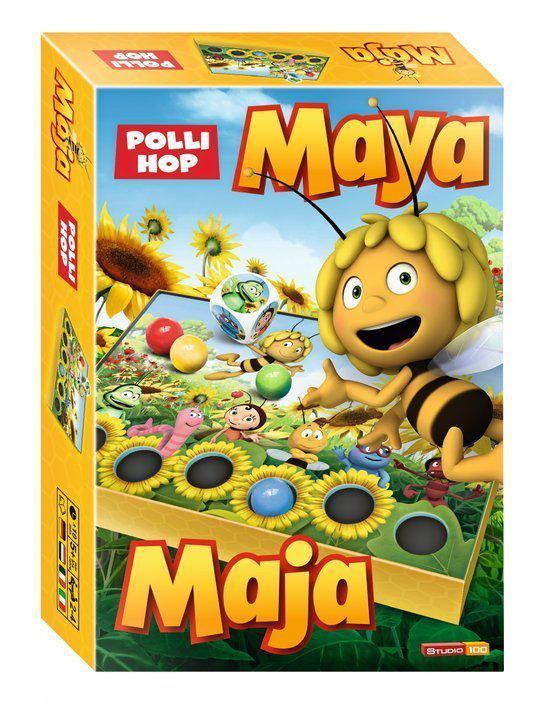 Maya de Bij Spel Polli Hop - Kinderspel in Onze-Lieve-Vrouw-Waver