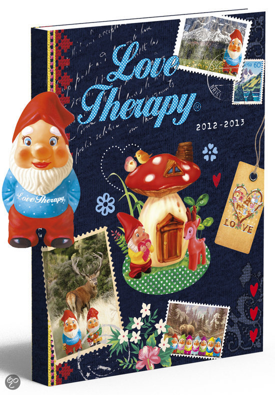 Love Therapy Teens schoolagenda 2012-2013