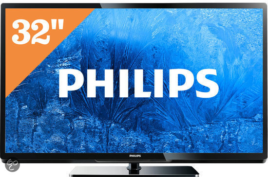 Philips 32PFL3517 - LED TV - 32 inch - Full HD - Internet TV