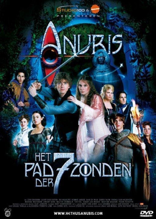 bol huis anubis het pad der zeven zonden iris