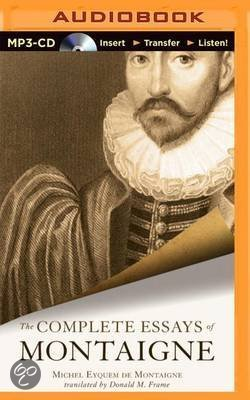 the essays of montaigne quotidiana