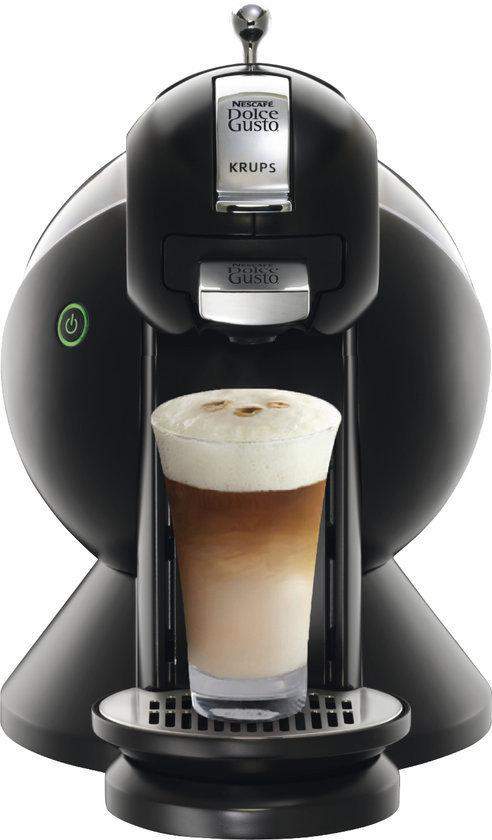 Krups Dolce Gusto Apparaat Melody 2 KP2100 - Zwart