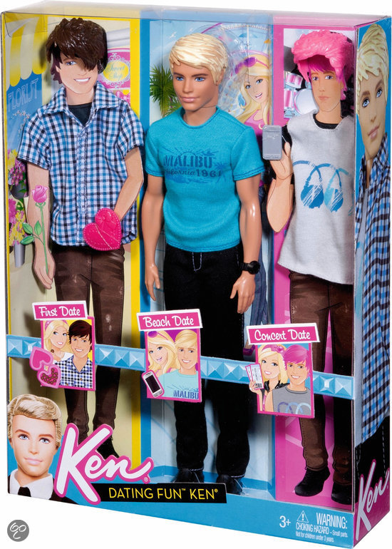 Barbie dating ken games
