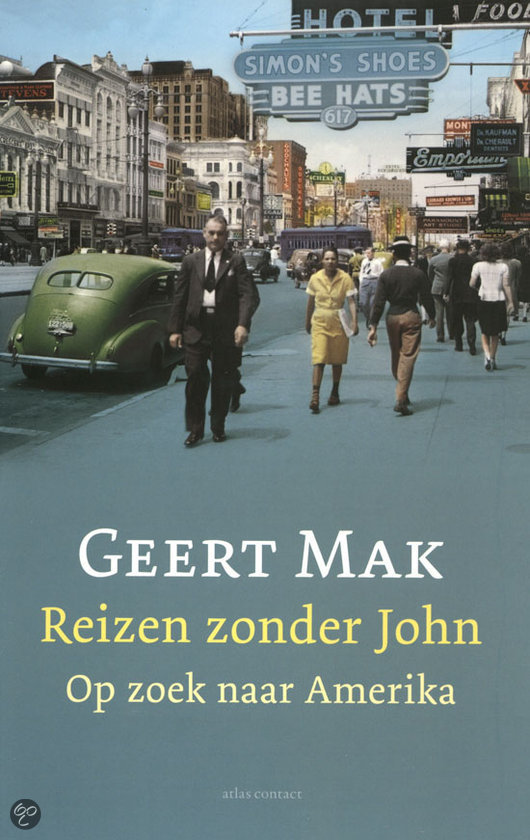 Reizen zonder John