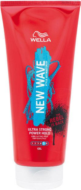 Wella New Wave Power Hold - Gel