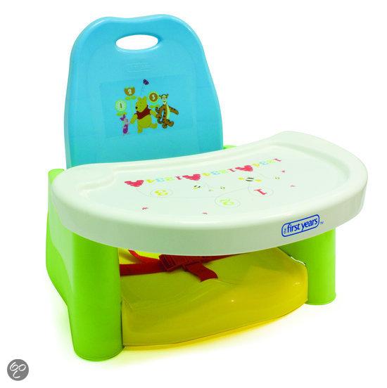 Tomy teigetje pooh stoelverhoger met - Rehausseur de chaise babysun nursery ...