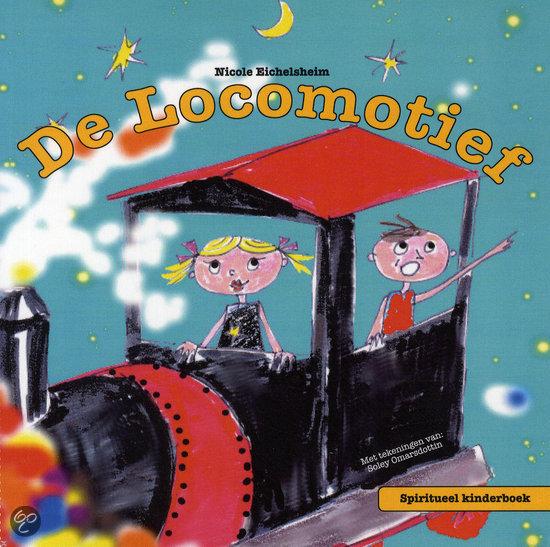 Cover van het boek 'De Locomotief' van N. Eichelsheim