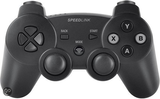 Speedlink: Strike Fx Wireless Gamepad - black