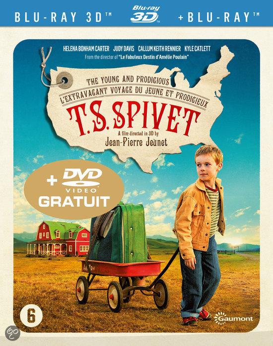 El Extraordinario Viaje De T.S. Spivet (2013) 3D A/A - 1080p 5.1 - ONLINE