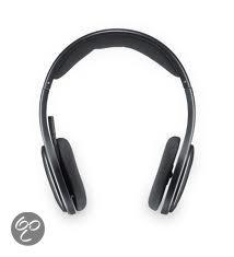 Logitech H800 Wireless headset - Zwart
