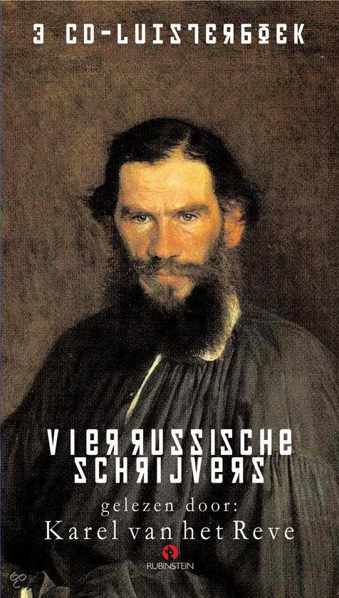 Vier Russische schrijvers  ISBN:  9789054446576  –  K. van het Reve