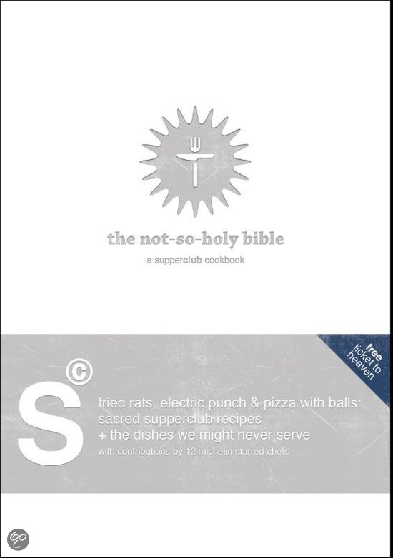The Not So Holy Bible