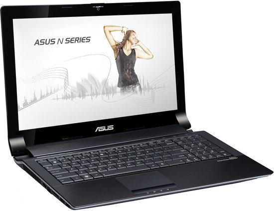 Asus N53SV-S1827V - Core i7-2670QM 2.2 GHz / 6GB DDR3 / 750GB HDD / Nvidia GT540 / 15.6 inch / QWERTY