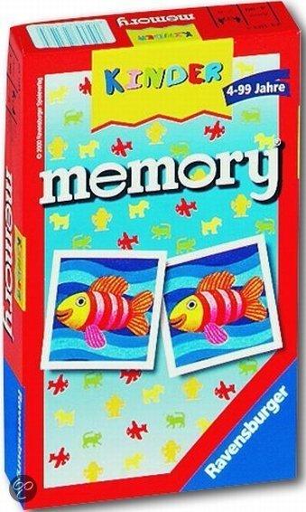 Kinder Memory Ravensburger