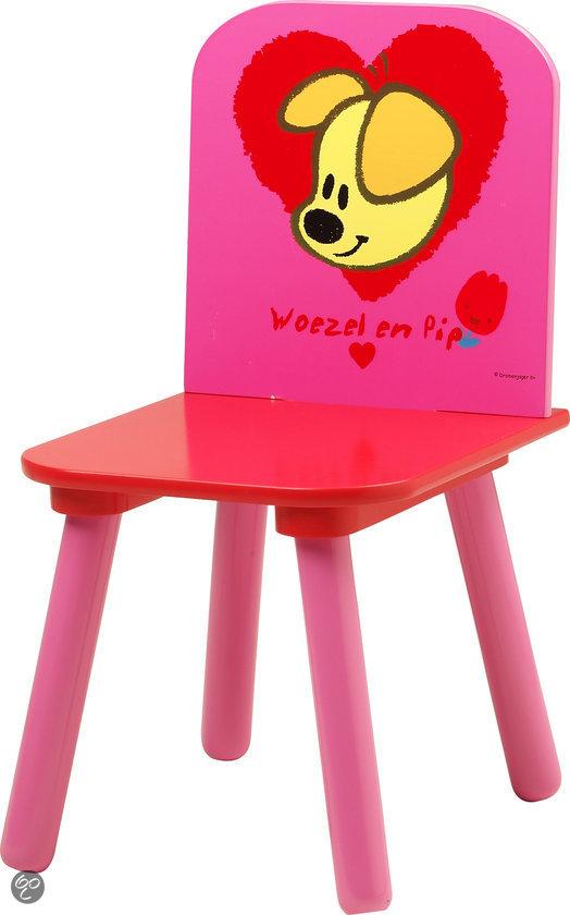Woezel pip tafel met 2 stoelen speelgoed - Tafel en stoelen dineren ...