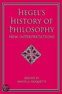 Philosophy of hegel history pdf