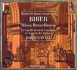 Biber: Missa Bruxellensis XXIII vocum / Jordi Savall