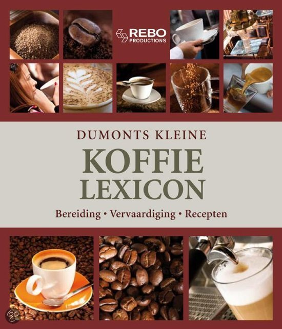 Koffie lexicon
