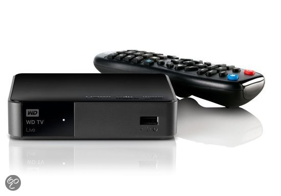 Western Digital TV Live Streaming Media Player