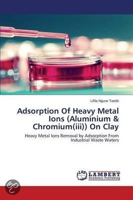Role of clays in metal adsorption