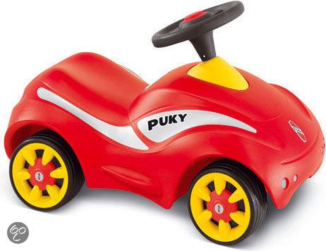 Puky Loopauto - Rood