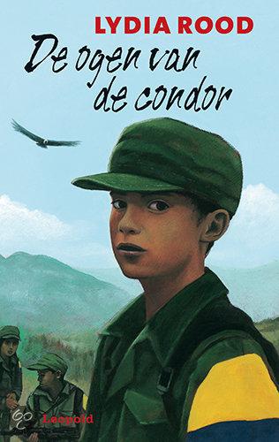 Ogen van de condor
