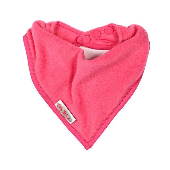 Silly Billyz - Bandana Fleece Slab - Fuchsia