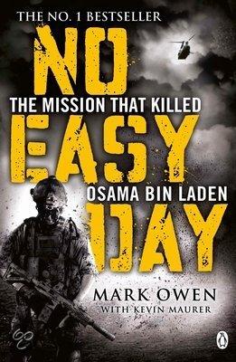 bol.com | No Easy Day, Mark Owen & Kevin Maurer