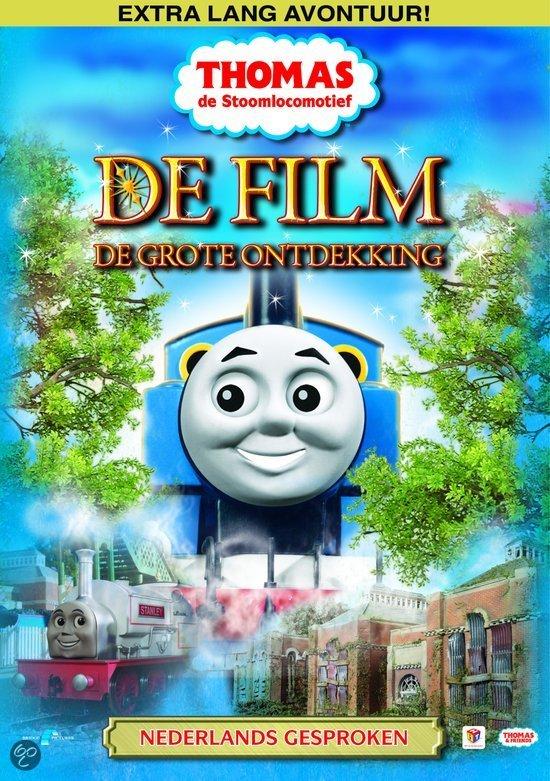 Thomas De Stoomlocomotief De Film - De Grote Ontdekking!