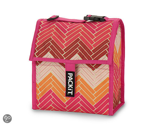 Pack It Lunch Tas - Personal Cooler - Roze