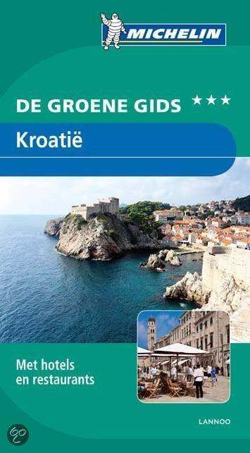 De Groene Reisgids Kroatie