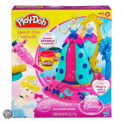 Playdoh Assepoester Kneed En Kleed