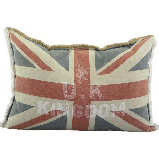 mars more vintage union jack sierkussen 35x45 cm engeland engelse vlag. Black Bedroom Furniture Sets. Home Design Ideas