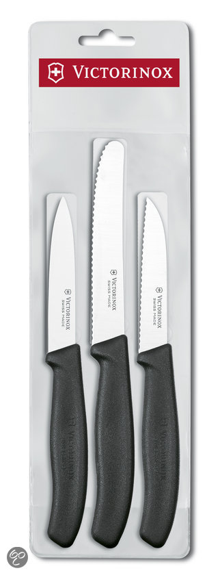 Victorinox Classic - Schilmessenset 3-delig